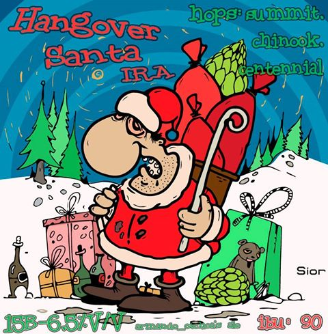 hangover_santa